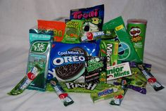 Greenie Missionary Care Package