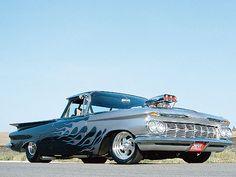 1959 Chevy El Camino.