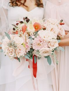 Photography: Katie Stoops Photography - katiestoops.com  Read More: http://www.stylemepretty.com/2015/01/05/bridesmaid-getting-ready-inspiration/
