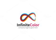 Infinite Color Logo by XpertgraphicD on Creative Market