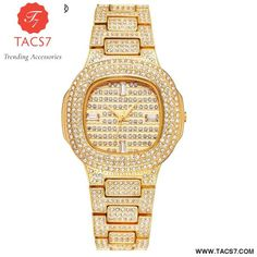 7412203be55 Quartz Ladies Gold Fashion Wrist Watch