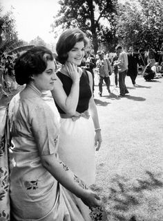 LIFE With Jackie Kennedy: The First Lady Wows India in 1962 | TIME