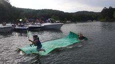 Water Fun, Lake time! floating water mat, Aqua Lily Pad Distributor Oklahoma…