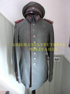 UNIFORM ROCK M10 FELDGRAU OBERST Kriegsministerium   eBay