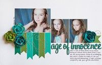 A Project by Stacy Cohen from our Scrapbooking Gallery originally submitted 04/30/12 at 09:47 AM