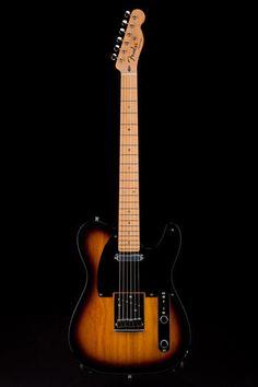 Guitar Center: Platinum : Fender Custom Shop 2011 Deluxe Ash Tele 2 Tone Sunburst