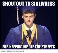Shout out to side walks!!