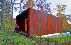 Studio for a Composer | Johnsen Schmaling Architects; Photo: John J. Macaulay | Bustler