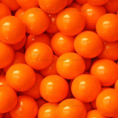 Orange Gumballs from Temptation Candy. Orange Candy, Orange Fruit, Orange Slices, Orange Color, Colors Name In English, Design Color, Colour, Jelly Belly Beans, Nerf Party
