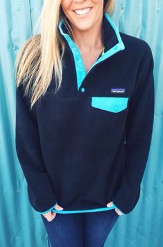 Patagonia pullover - click through