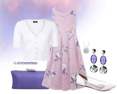 """Iris"" by chicmaven-841 on Polyvore"