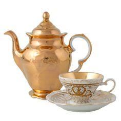 Roccoco Tea Set - Dinnerware - Tableware - United Kingdom