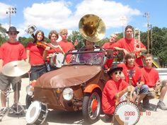 Czech Jazz Youth Band at Metropolis Performing Arts Centre August 6, 2014