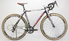 Custom Focus Mares CX Rapha Cyclocross Bike // 54 CM Medium Sram Red Easton