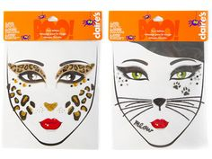 Best Halloween Makeup And Hair Products - Halloween Wigs, Nail Polish, and Eyelashes - Seventeen