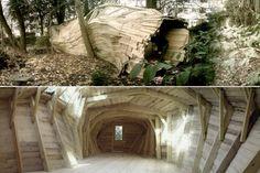 cabane Monsang sur Orge (2007) Ciguë (cigue.net)