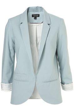 Structured Blazer - Topshop Price: £65.00