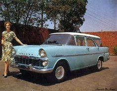 1961 Holden Special Station Sedan EK