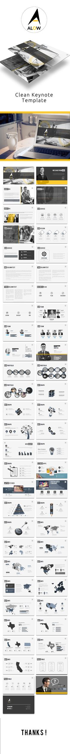 Allow Keynote Template. Download here: http://graphicriver.net/item/allow-keynote-template-/16391680?ref=ksioks