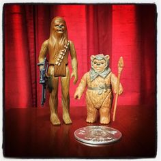 Chewie We're Home - Thanks to @PlasticGalaxyShop!