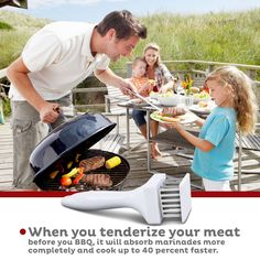 Amazon.com: Super Summer Sale - Save $7.77 - Meat And Poultry Tenderizer, BBQ, Kitchen & Dining, Stainless Steel Blades & Hammer Tool…