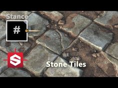 Stone Floor - Substance Designer Material Breakdown - YouTube