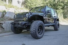 Nemesis Industries Notorious Front and Rear Fender Flares | Nemesis Industries Billy Rocker Kit | Poison Spyder Vented Front Inner Fenders | #BuiltByOffroadElements #JeepBeef #JeepWrangler | Offroad Elements Inc. | www.offroadelements.com | 774-826-9948 Badass Jeep, Black Jeep, Fender Flares, Jeep Stuff, Jeep Wrangler, Jeeps, Cars And Motorcycles, Offroad, Classic Cars