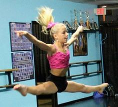 Dance!!! Chloe on Dance Moms