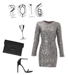 """""""Unbenannt #16"""" by yasminbedraoui on Polyvore featuring Mode, Slate & Willow, Stuart Weitzman, Givenchy und Riedel"""