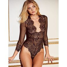 All Lingerie ❤ liked on Polyvore featuring intimates, victoria's secret, lingerie bodysuit, victoria secret lingerie, teddy bodysuit and body suit - panties and lingerie, freya lingerie, betsey johnson intimates *ad