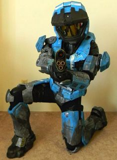 Build Your Own HALO Suit