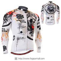 59eb5e510 FIXGEAR CS-901 Men s Cycling Jersey long sleeve