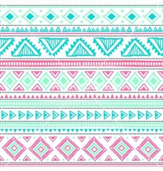 Abstract tribal pattern vector 1254895 - by transia on VectorStock®