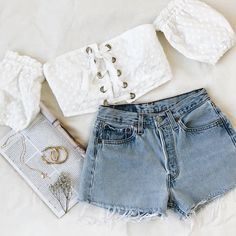 See related links to what you are looking for. Trendy Summer Outfits, Edgy Outfits, Cute Outfits, Fashion Outfits, Summer Dresses, Teenage Outfits, College Outfits, Outfits For Teens, Outfit Online