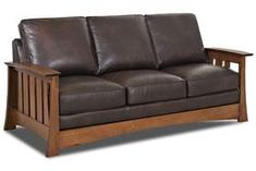 Discover top-grain leather sleeper sofas for the best combination of quality, comfort & style. Visit Club Furniture to shop for leather sofa beds & pull out couches. Genuine Leather Sofa, Leather Sofa Bed, Leather Furniture, Leather Sectional, Sectional Sofa, Club Furniture, Mission Furniture, Furniture Styles, Furniture Plans