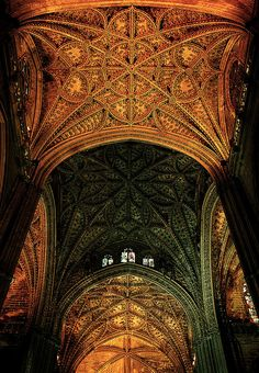 Cathedral at Seville