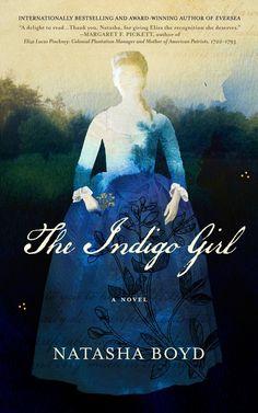 March 2018 A Page in Time Book Club.   The Indigo Girl / Natasha Boyd.