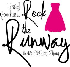 We love this year's #GoodwillRTR Ts! Have to be in the building to get one! www.GoodwillRocktheRunway.org