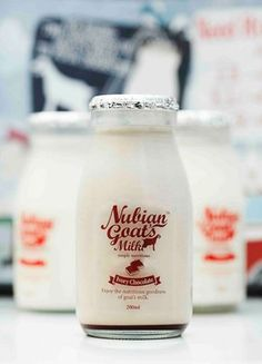 Nubian Goat's Milk Branding Design by Cadence Lee, via Behance #goatvet Use my hints to increase your goat  milk production http://www.goatvetoz.com.au