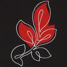 Couture Leaves Applique 2 #12450-11