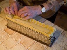 Assemblage du pâté en croûte en images