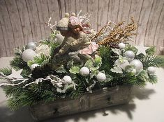 byMajka / Vianočná dekorácia