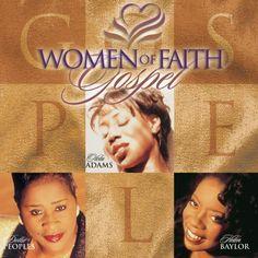 Various Artists | Women of Faith: Gospel | CD 2113 | http://catalog.wrlc.org/cgi-bin/Pwebrecon.cgi?BBID=3538468