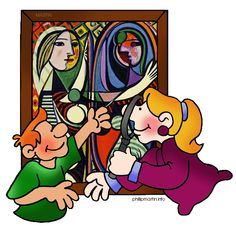 Picasso & Cubism - Free Art Games & Activities for Kids