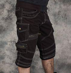 6084fa5c12 Cargo Psychedelic Shorts~Men Goa Pants~Tribal Clothing~Gothic  Pants~Steampunk~Festival Clothing~Psy Wear~Psychedelic Clothing~Psy Trance  Goa
