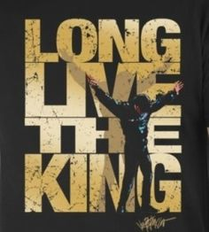 Long Live the King - artwork by Joe Petruccio