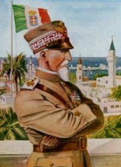 Italian General De Bono