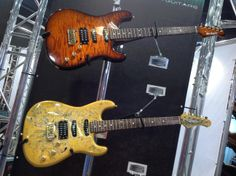 Chris Campbell Custom Guitars