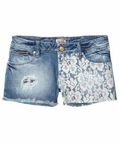 """Hilfiger Denim - Damen Jeansshorts """"Rosie"""" #hilfiger #denim #shorts"""