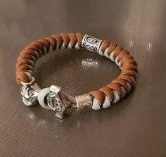 Snake knot bracelet #paracord